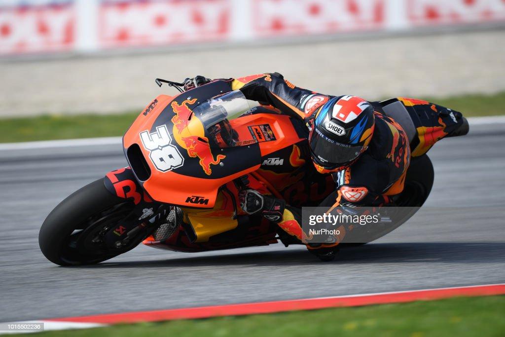 MotoGp of Austria : News Photo