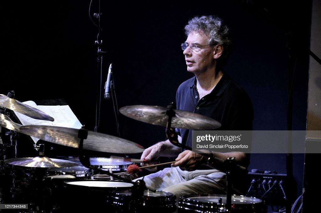 Bill Bruford Live At Ronnie Scott's Jazz Club : News Photo