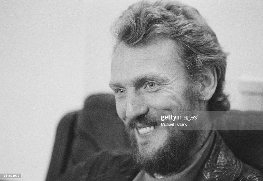English drummer Ginger Baker, November 1974.