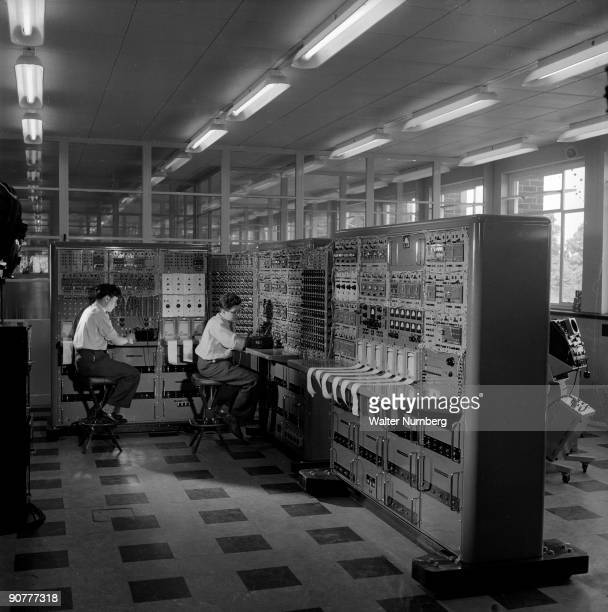 English Electric developed several notable pioneering computers during the 1950s The DEUCE Digital Electronic Universal Computing Engine was the...