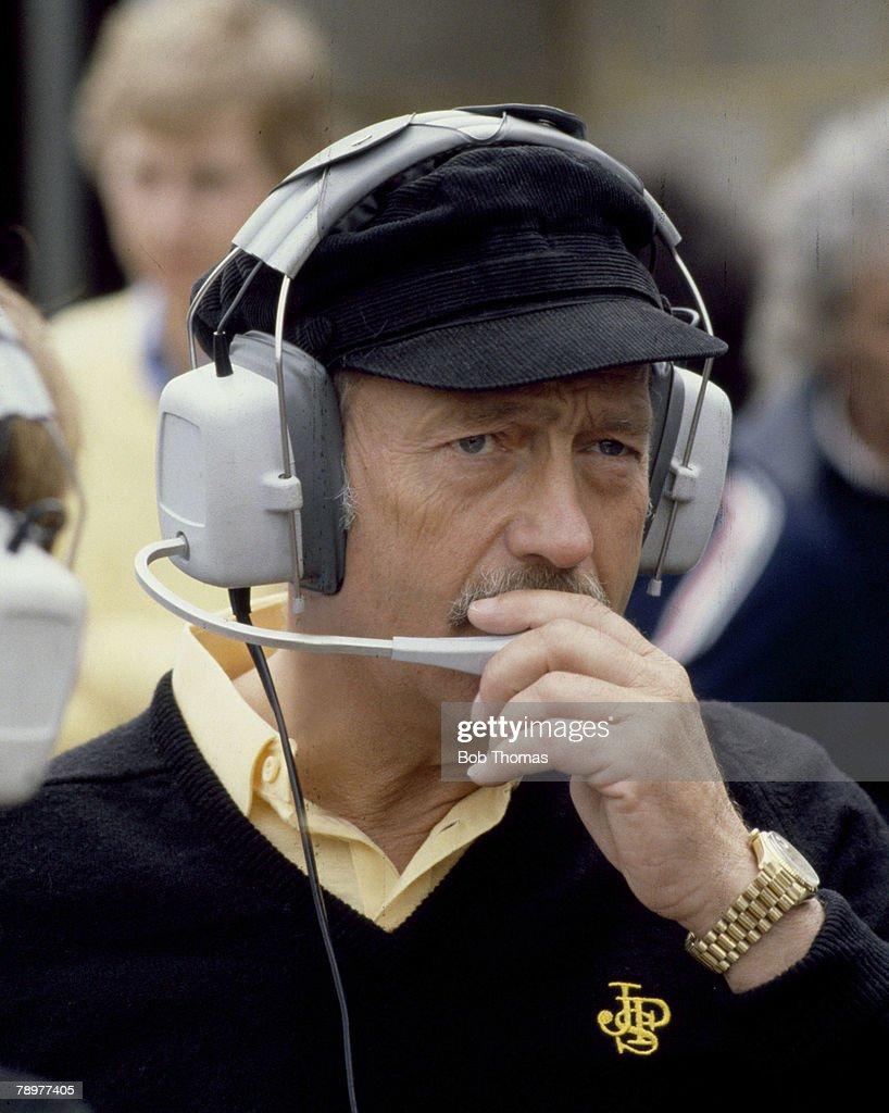 1981 British Grand Prix : News Photo