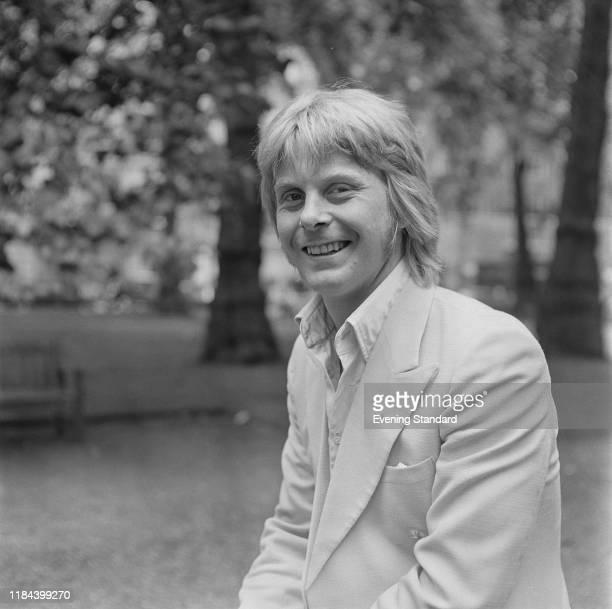 English entertainer singer and musician Joe Brown UK 17th July 1970