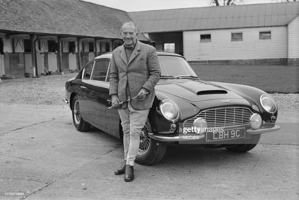 English Entrepreneur David Brown Owner Of The Car Manufacturing News Photo Getty Images