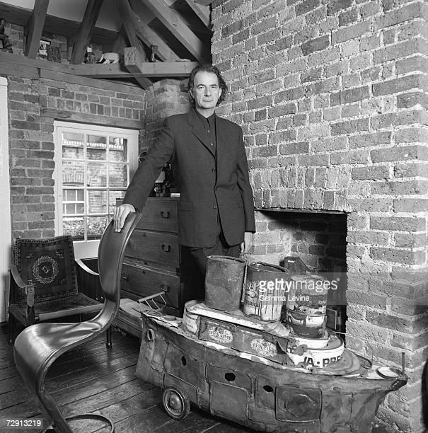 English fashion designer Paul Smith circa 1994