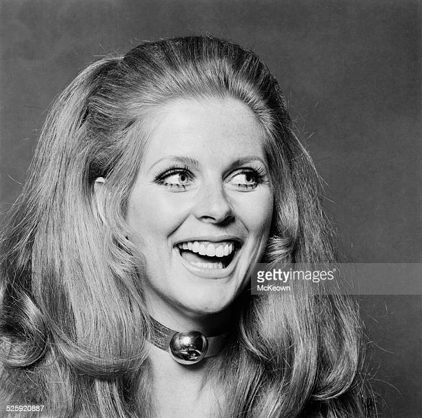 English fashion model Paulene Stone 15th December 1969
