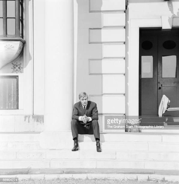 English film actor Michael Caine circa 1965
