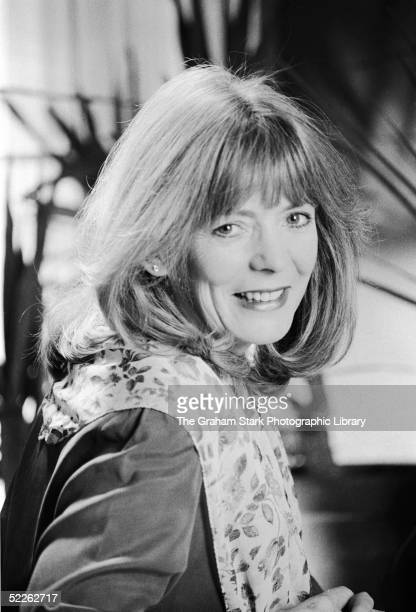 English film and television actress Alison Steadman circa 1990