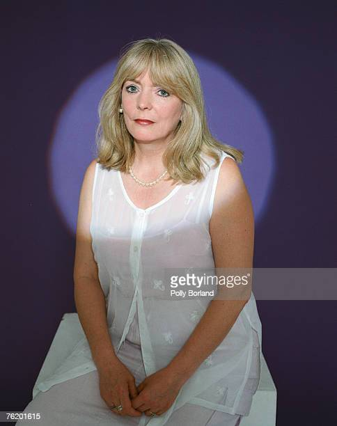 English film and television actress Alison Steadman circa 2005
