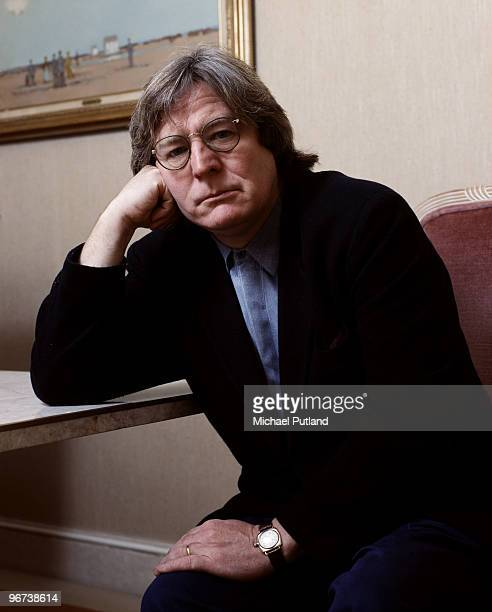 English film director Alan Parker London February 1989