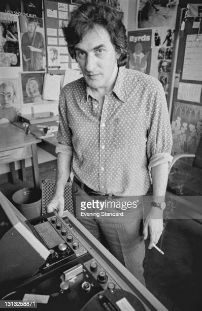 English film director and producer Stanley Dorfman, UK, 23rd June 1973. He produced the British television music show 'Top of the Pops' from 1967 to...