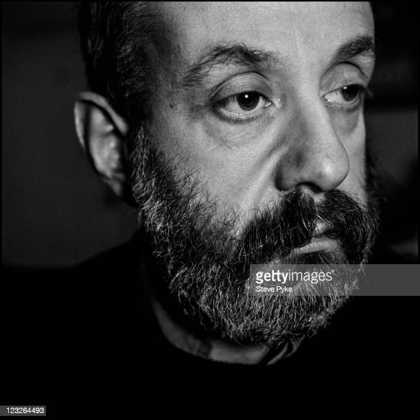 English film director and screenwriter Mike Leigh in London 1st February 1994