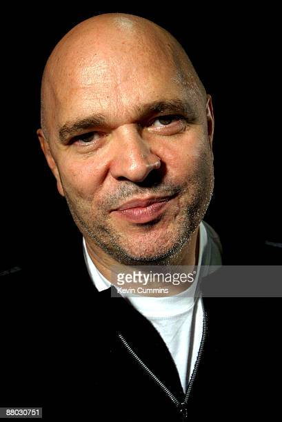 English film director Anthony Minghella who is directing a production of 'Madame Butterfly' at the English National Opera in London 17th October 2005...