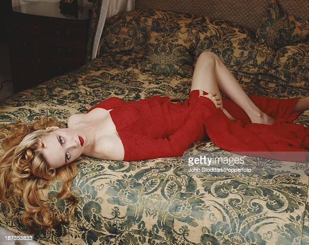 English film television and theatre actress Lysette Anthony 1992