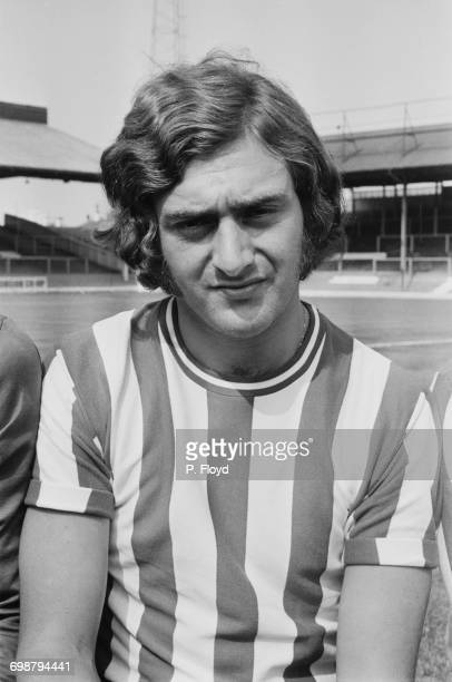 English fooballer Roger Cross of Brentford FC UK 1st September 1971
