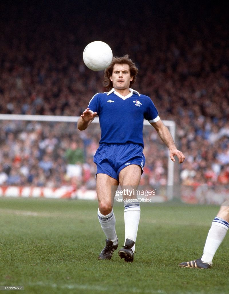 English Football League Division One, Arsenal v Chelsea, Ray Wilkins.