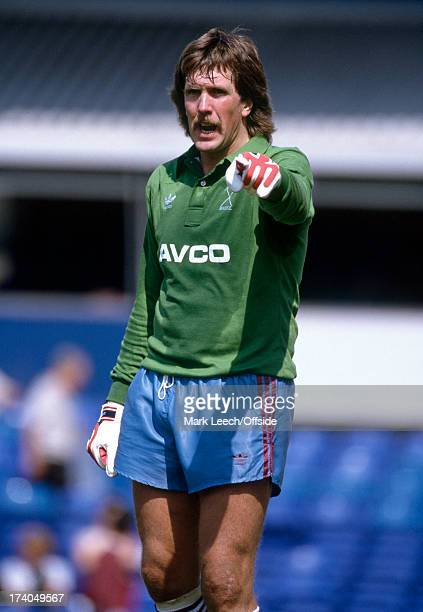 English Football League Division One Birmingham City v West Ham United West Ham goalkeeper Phil Parkes
