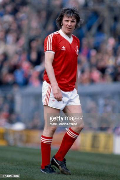 English Football League Division One Brighton v Nottingham Forest Forest player Stan Bowles
