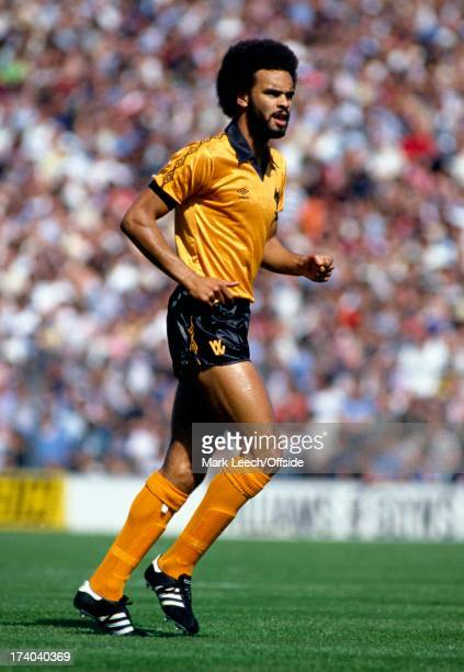 English Football League Division One Brighton v Wolverhampton Wanderers George Berry
