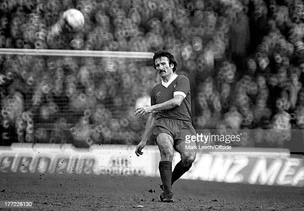 English Football League Division One - Chelsea v Liverpool, Liverpool defender Tommy Smith.