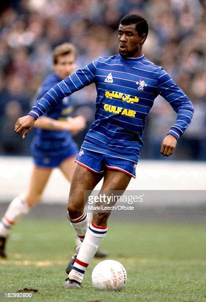 English Football League Division One Chelsea v Portsmouth Paul Canoville