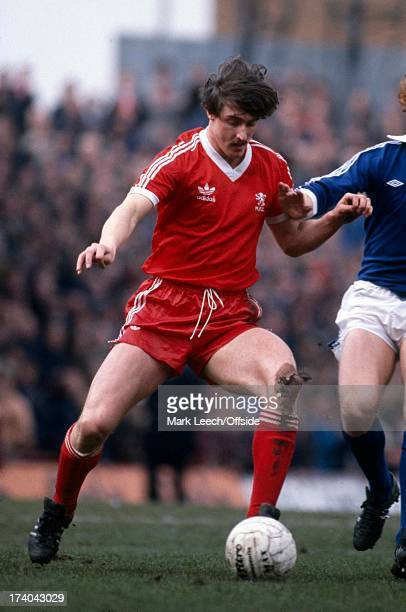 English Football League Division One Everton v Middlesbrough David Hodgson