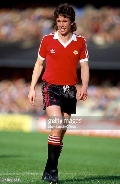 English Football League Division One, Ipswich Town v Manchester United, Mike Duxbury.