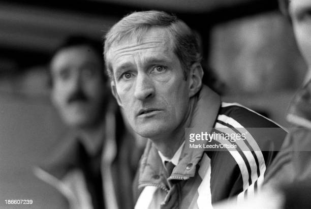 English Football League Division One Luton Town v Liverpool Luton Town manager John Moore