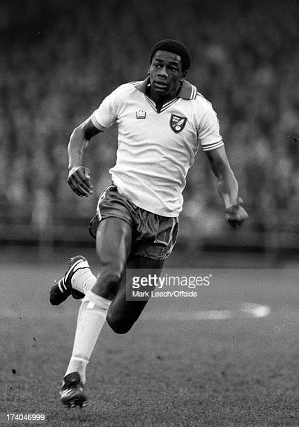English Football League Division One Norwich City v Liverpool Justin Fashanu