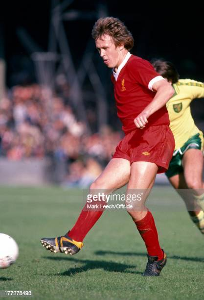 English Football League Division One - Norwich City v Liverpool, Phil Neal.