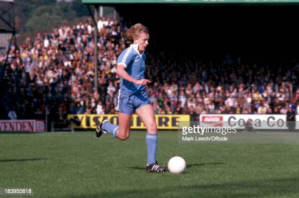 English Football League Division One Norwich City v Manchester City Peter Barnes