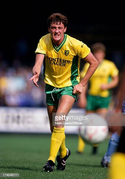 English Football League Division One Norwich City v West Ham United Steve Bruce