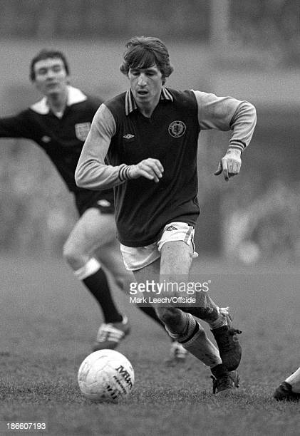 English Football League Division One Wolverhampton Wanderers v Aston Villa Gordon Cowans