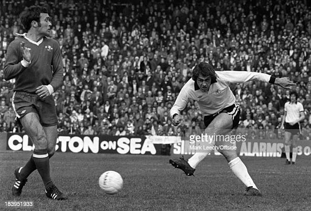 English Football League Division Two Fulham v Chelsea Alan Warboys of Fulham