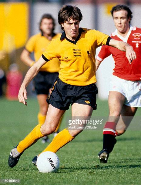 English Football League Divison OneWolverhampton Wanderers v Manchester UnitedJohn Richards