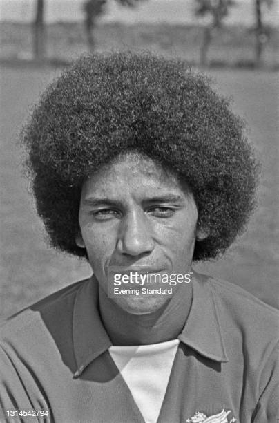 English footballer Bobby Fisher of League Division 2 team Leyton Orient FC at the start of the 1973-74 football season, UK, 24th August 1973.
