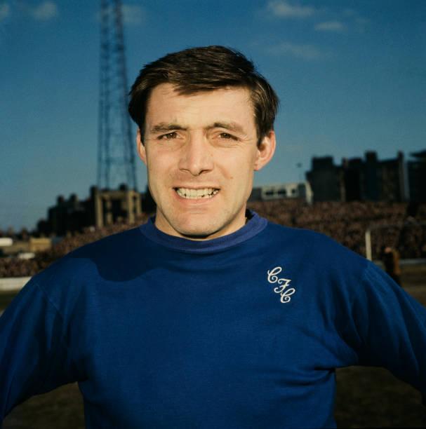 English footballer Bobby Tambling of Chelsea FC, 4th March 1967.