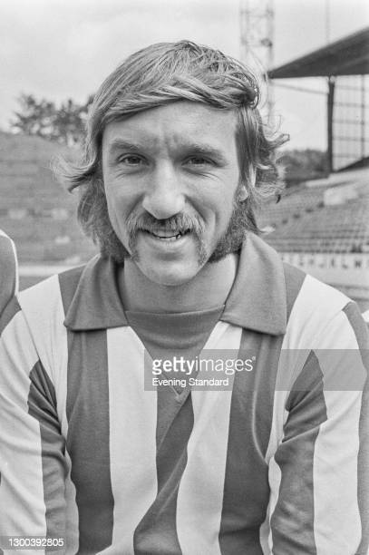 English footballer Brian Joicey of Sheffield Wednesday FC, UK, 25th July 1972.