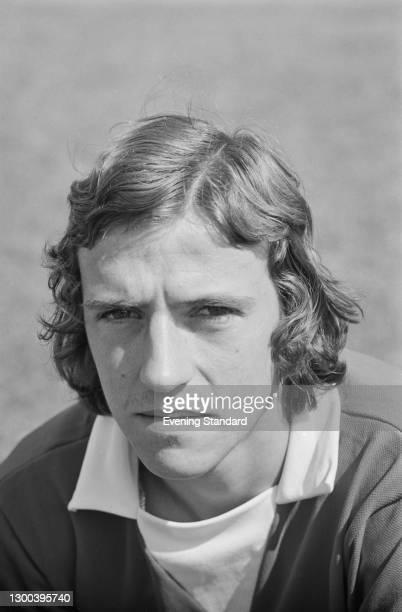 English footballer David Moss of Swindon Town FC, UK, 28th September 1972.