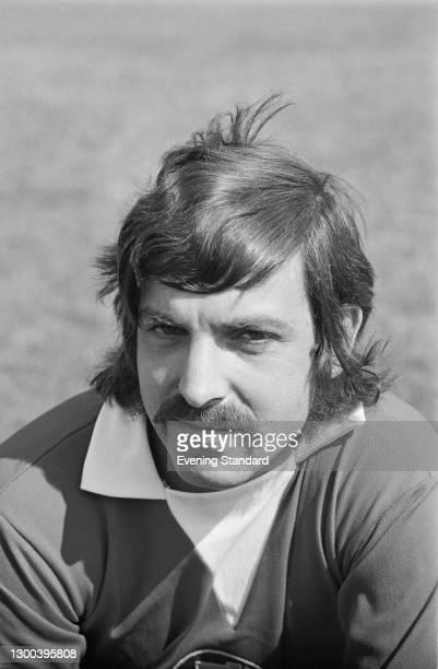 English footballer Don Rogers of Swindon Town FC, UK, 28th September 1972.