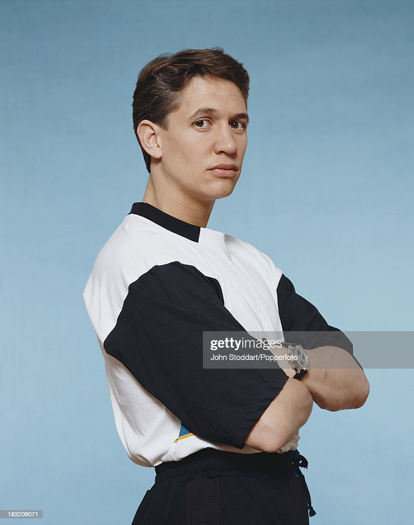 English footballer Gary Lineker, 1992.
