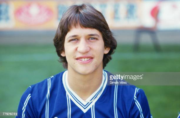 English footballer Gary Lineker of Leicester City FC circa 1980