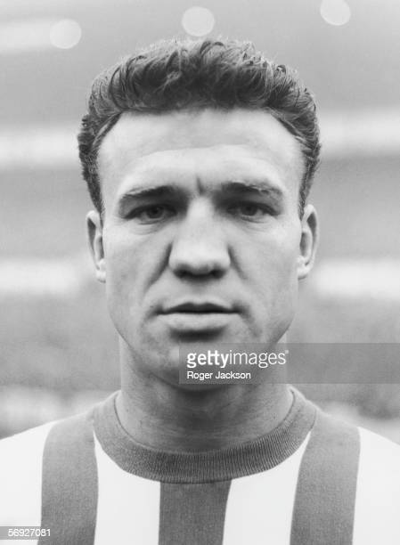 English footballer Gerald Young of Sheffield Wednesday F.C., 5th December 1963.