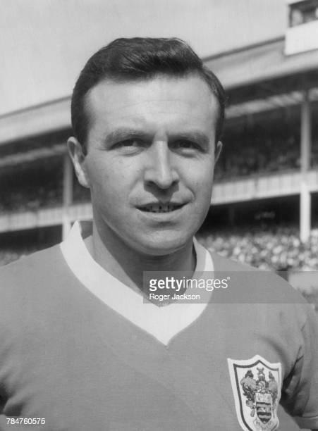 English footballer Jimmy Armfield of Blackpool FC September 1963