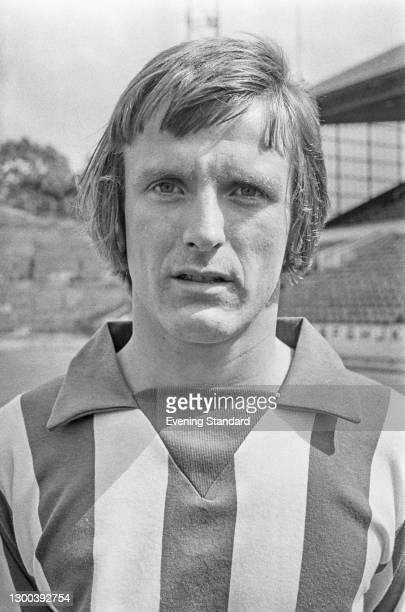 English footballer Jimmy Mullen of Sheffield Wednesday FC, UK, 25th July 1972.