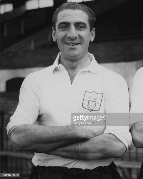 English footballer Joe Bacuzzi of Fulham FC 28th August 1952