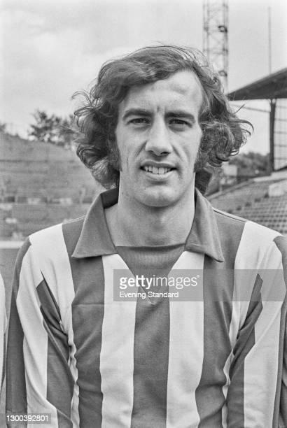 English footballer John Holsgrove of Sheffield Wednesday FC, UK, 25th July 1972.