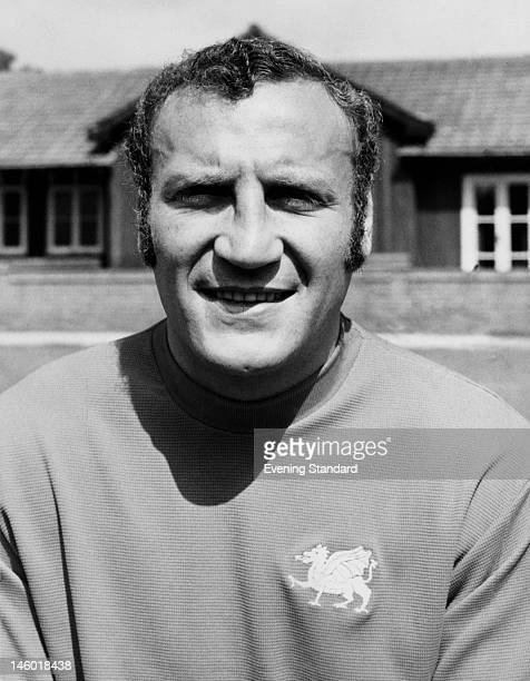 English footballer Mark Lazarus of Leyton Orient FC 3rd August 1970