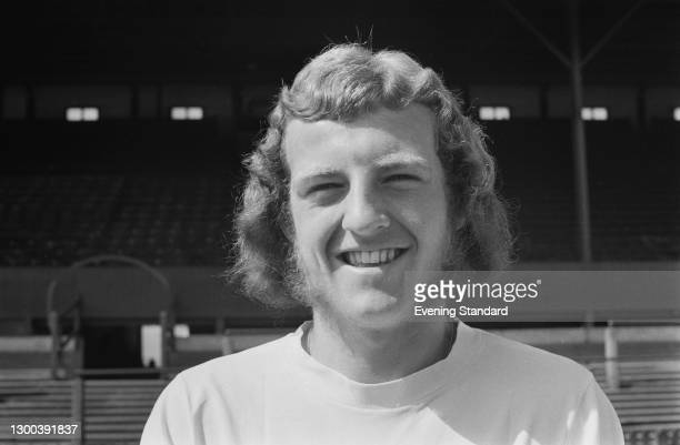 English footballer Neil Whatmore of Bolton Wanderers FC, UK, 7th August 1972.