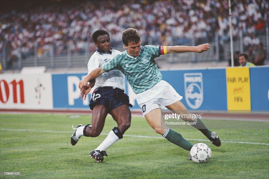 1990 FIFA World Cup : News Photo