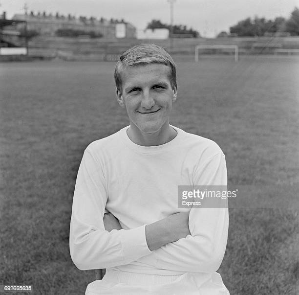 English footballer Ray Harford of Exeter City FC UK 30th August 1966